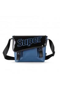 側背包滌綸-藍-超級SUPER 男包