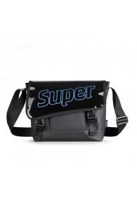 側背包滌綸-黑-超級SUPER 男包